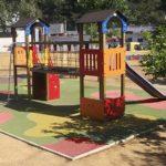 mantenimiento parque obra pública